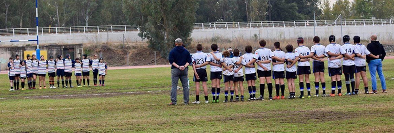 Sub 14. Mañana de rugby en UPO