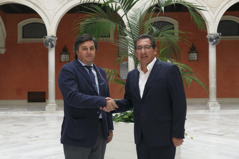 Fundación Cajasol se mantiene como patrocinador oficial