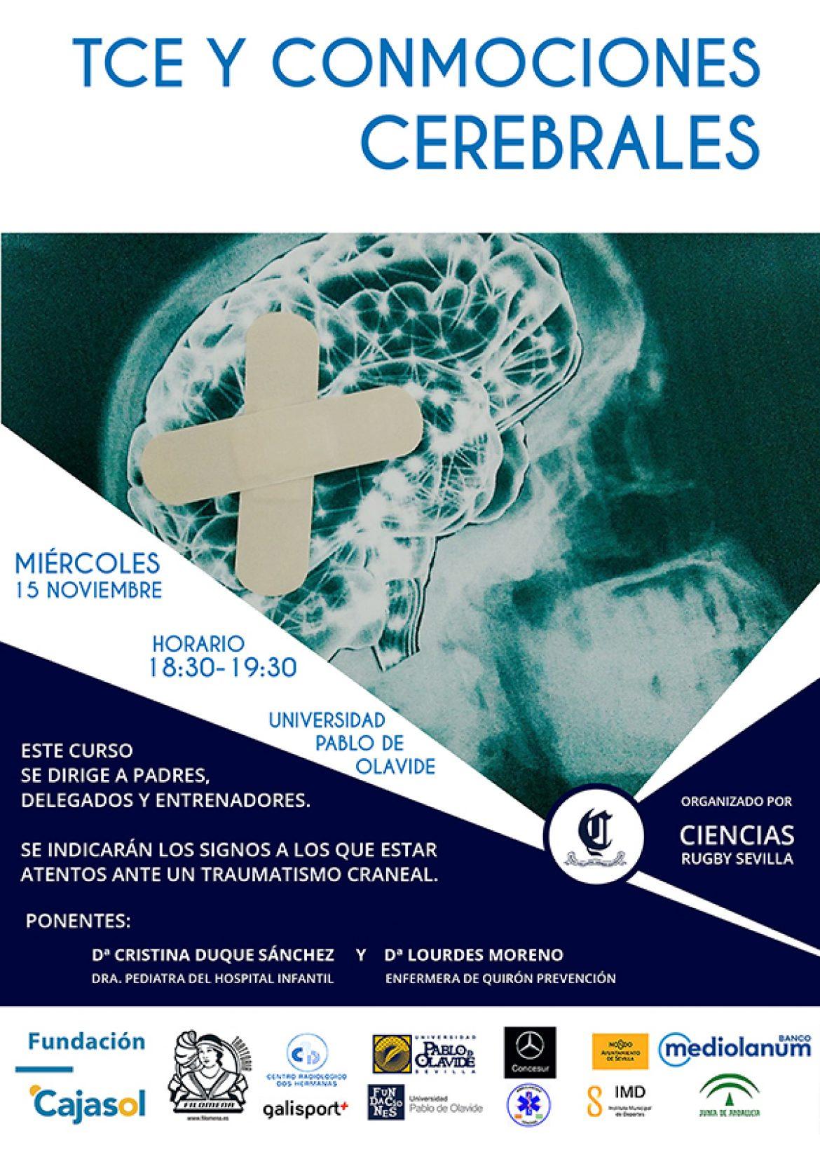 Curso TCE y Conmociones Cerebrales