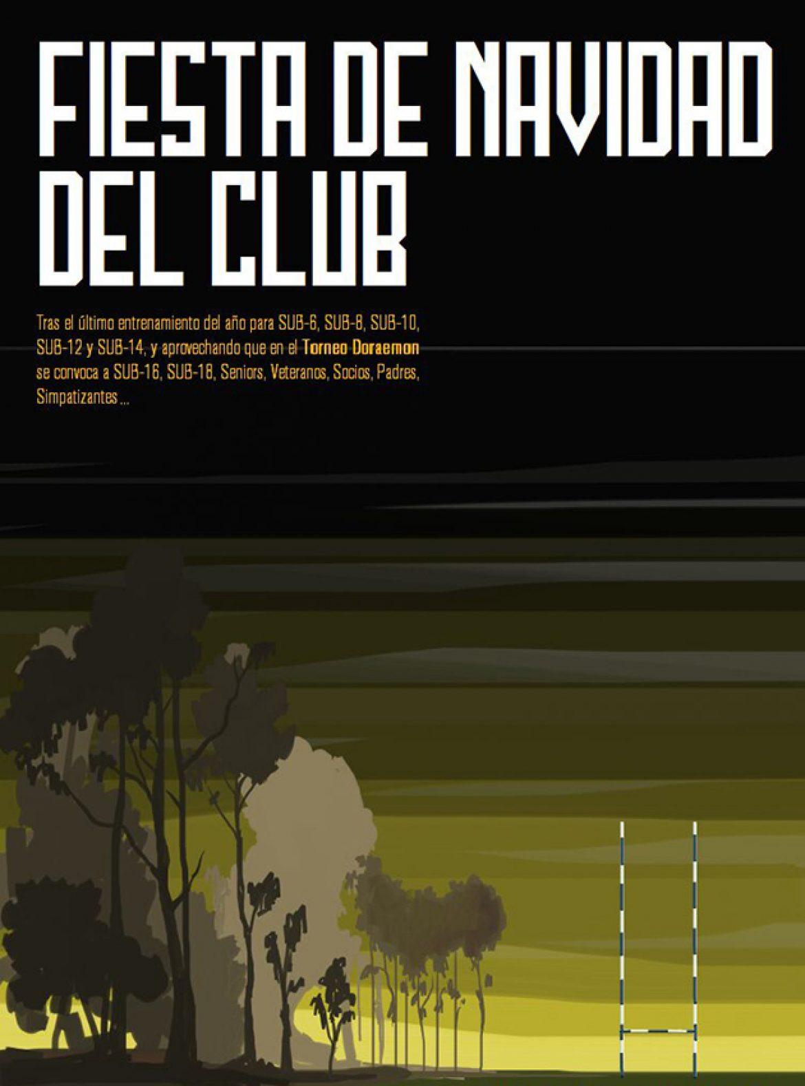 DÍA DEL CLUB Y TORNEO DORAEMON