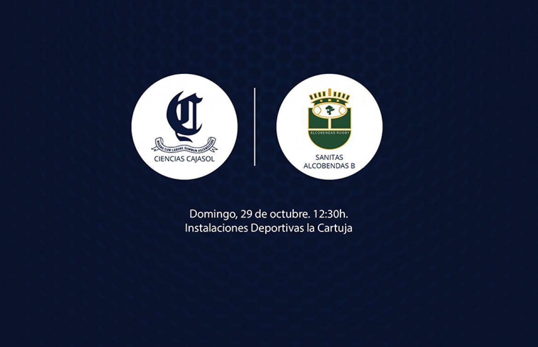 Previa Ciencias Cajasol vs Sanitas Alcobendas B