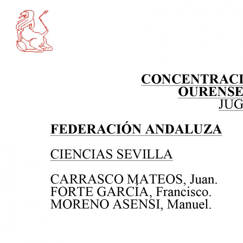 Carra, Forte y Manu convocados con la Selección Española sub 20