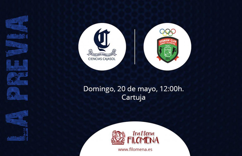Previa Ciencias Cajasol vs Hernani CRE