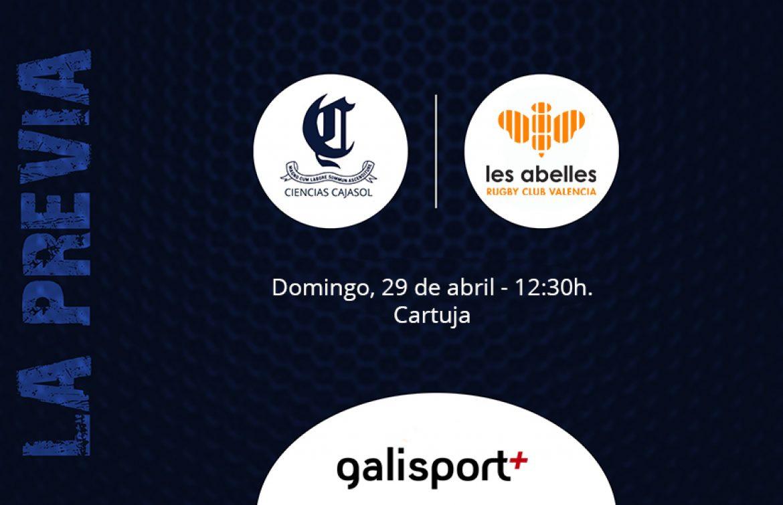 Previa Ciencias Cajasol vs Les Abelles