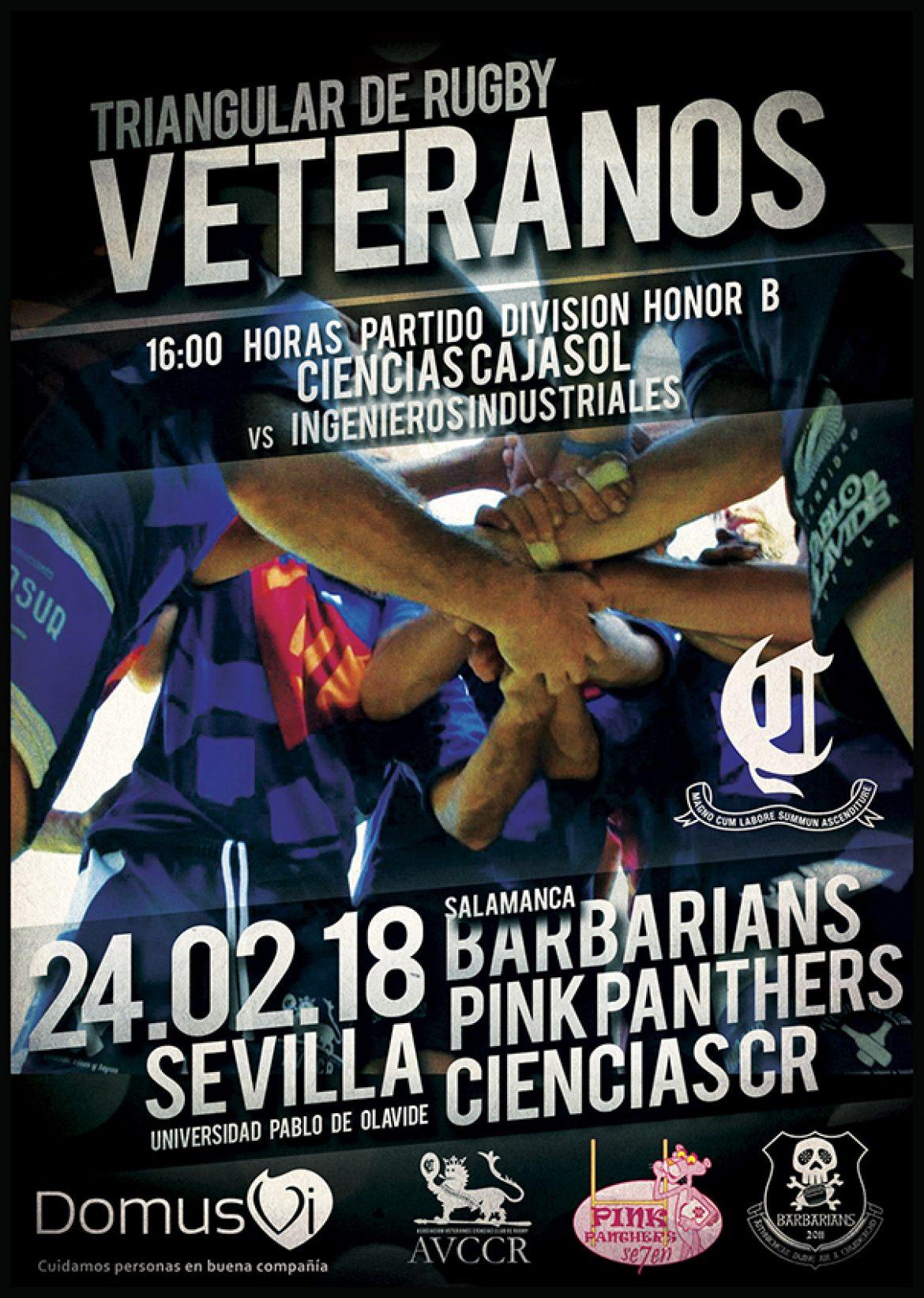 Veteranos. Torneo 24 de febrero