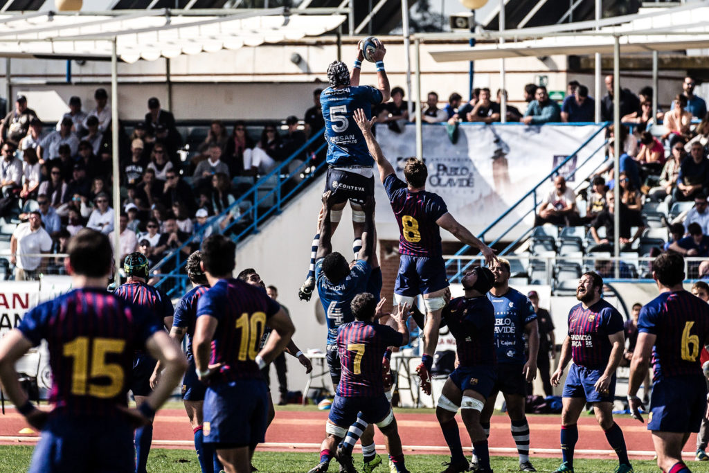 RUGBY-2019-2020 CIENCIAS CAJAS OLOLAVIDE vs FCBARCELONA RUGBY © JUAN CARLOS OGAZÓN All rights reserved #jcogazon #cienciasrugbysevillaa #empujaciencias #cienciascajasololavide #fcbarcelonarugby #ForçaBarça #BarçaRugbi #DHrugby #rugby #ferugby #LNR #rugbylove #rugbytime #rugbylife #rugbygram #photo #photography #bestoftheday