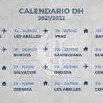 ciencias rugby sevilla calendario dh