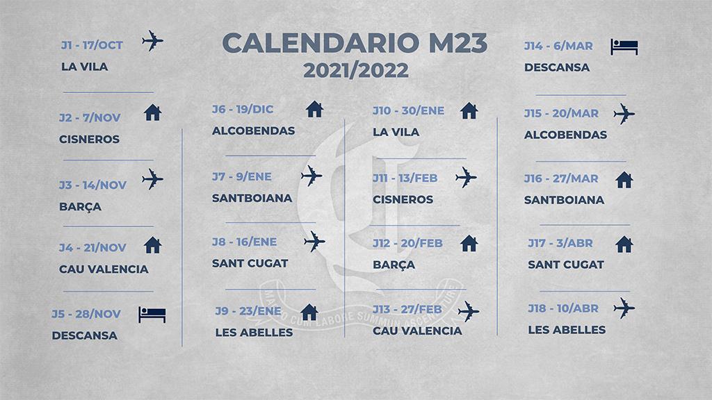ciencias rugby sevilla calendario m23