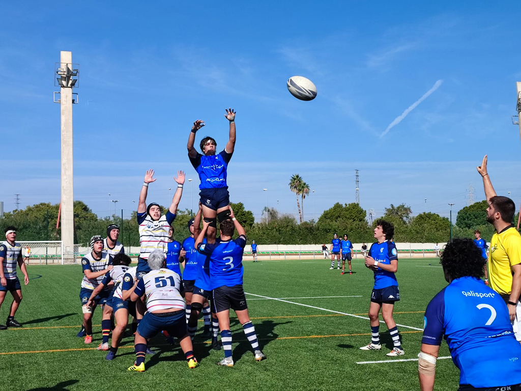 ciencias rugby sevilla m18 mairena
