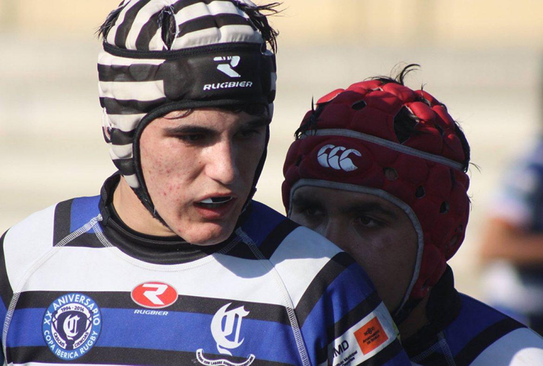 Sub 16. Jugar al rugby, espíritu indomable
