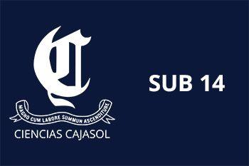 CIENCIAS CAJASOL SUB 14