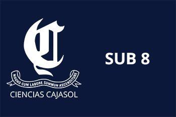 CIENCIAS CAJASOL SUB 8