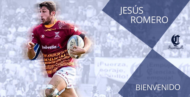 Jesús Romero, nuevo jugador del Ciencias Cajasol