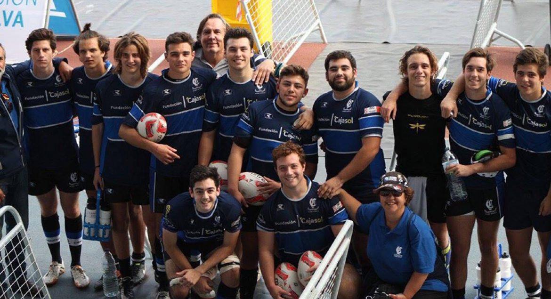 Sub 18. Victoria y buen rugby en Huelva