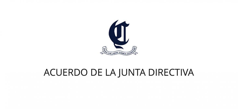 José Luis Conradi nuevo Secretario del club