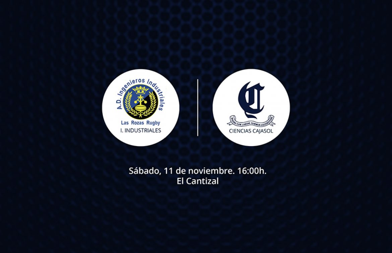 Ciencias Cajasol viaja a Madrid para enfrentarse mañana a  Industriales
