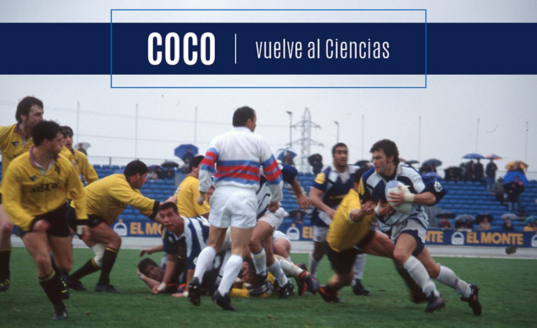 Vuelve Jorge Torres Morote «Coco»