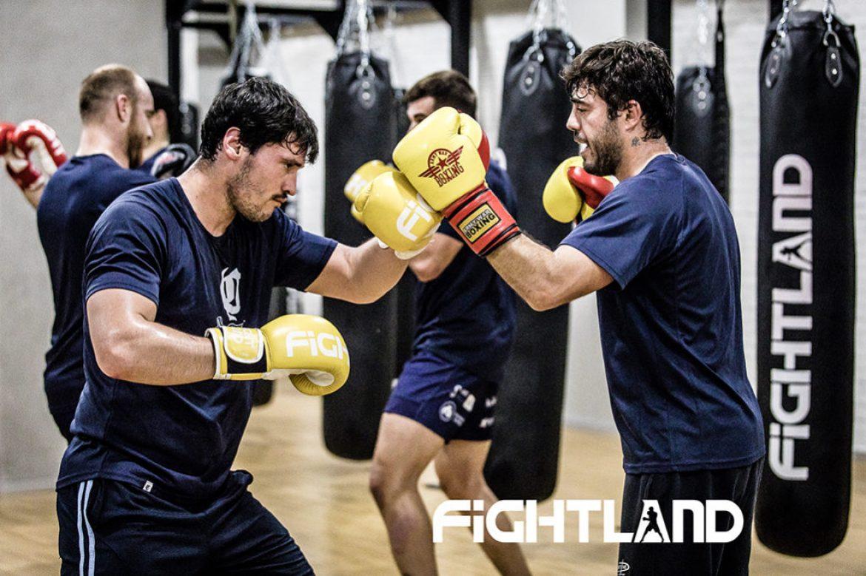 Ciencias Cajasol disfruta de un entrenamiento diferente en Fightland