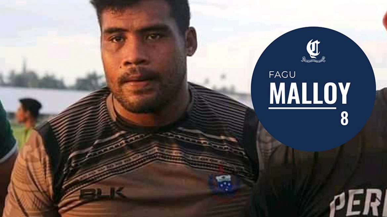 El 8 samoano Fagu Malloy ficha por el Ciencias