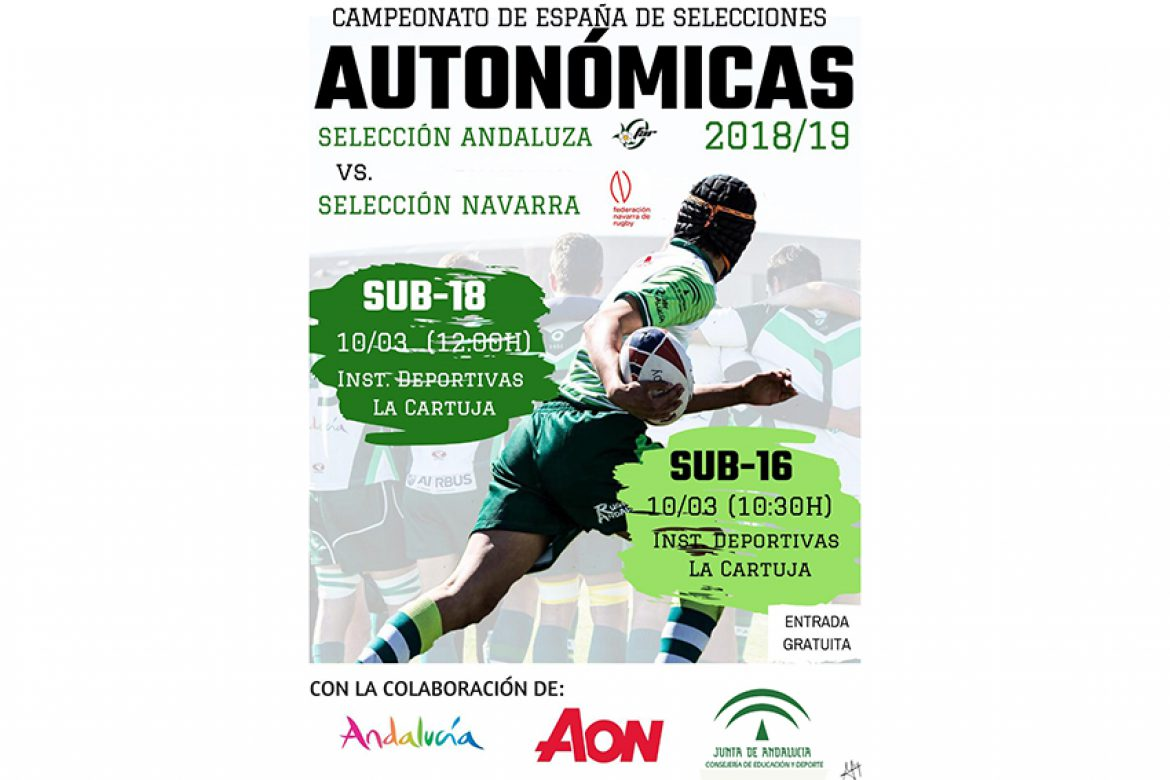 Sub 16 y Sub 18. Convocatoria FAR