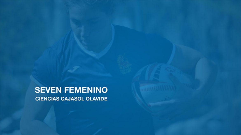 Nuevo equipo femenino de seven