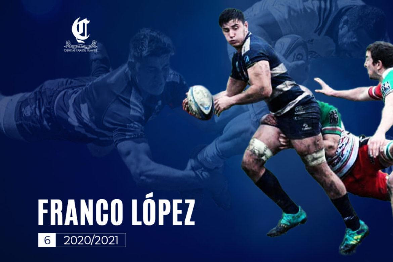 Franco López se incorpora al Ciencias Cajasol Olavide