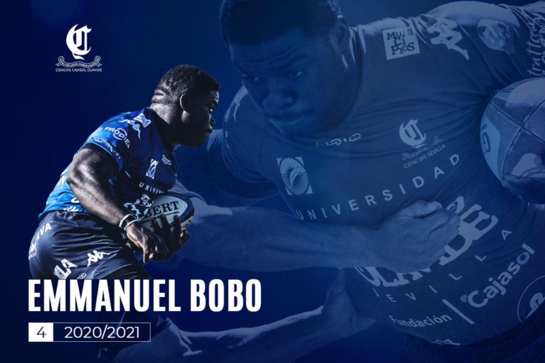 Emmanuel Bobo seguirá la próxima temporada en el Ciencias Cajasol Olavide