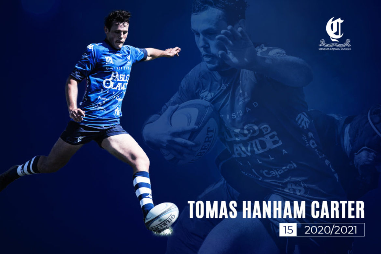 Tomas Hanham-Carter continuará la temporada 2020/2021