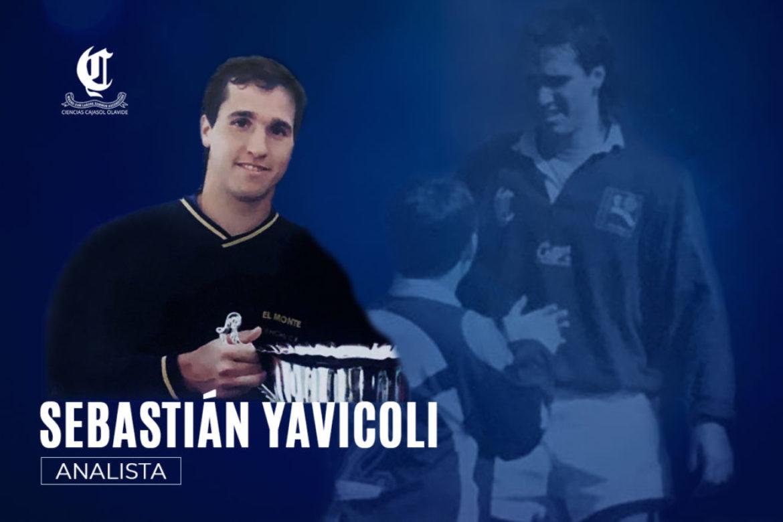 Sebastián Yavicoli se incorpora al staff del Ciencias Cajasol Olavide