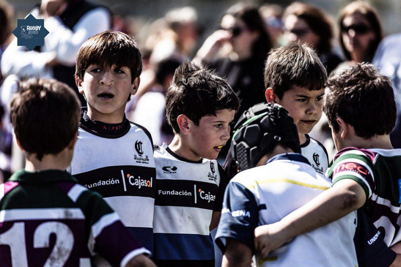 Gran día de rugby en el 8º Encuentro Ibérico