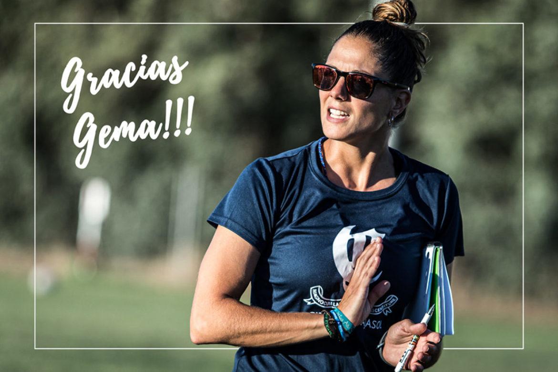 Gema Sánchez: «Para mi es un orgullo pertenecer a esta familia»