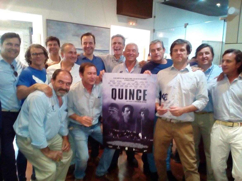 «Quince» un gran documental del rugby español