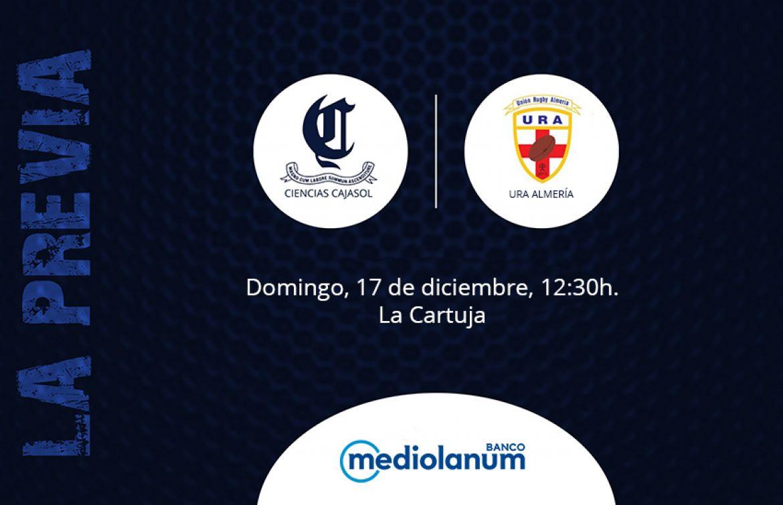 Previa Ciencias Cajasol vs URA Almería