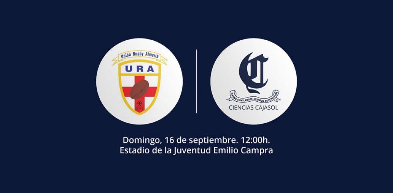 Previa URA Almeria vs Ciencias Cajasol
