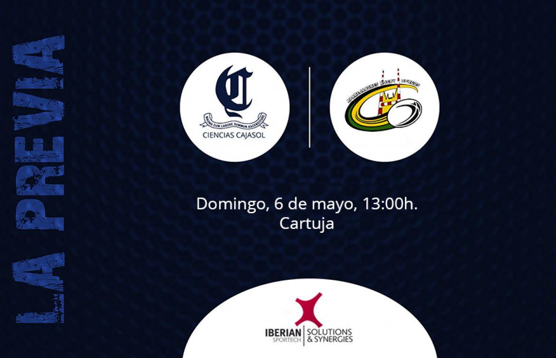 Previa Ciencias Cajasol vs Aparejadores de Burgos