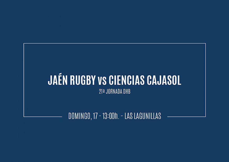 Previa Jaén Rugby vs Ciencias Cajasol