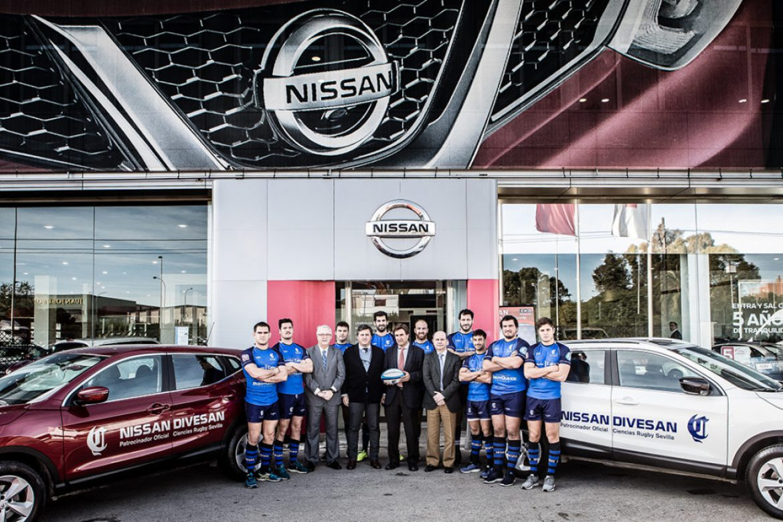 Nissan Divesan nuevo patrocinador
