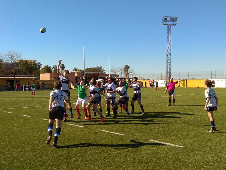 Sub 14A. Buena mañana de rugby