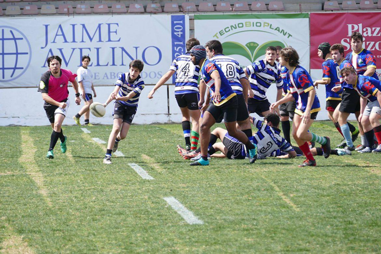 Sub 16B. Disputadísima victoria en Almería