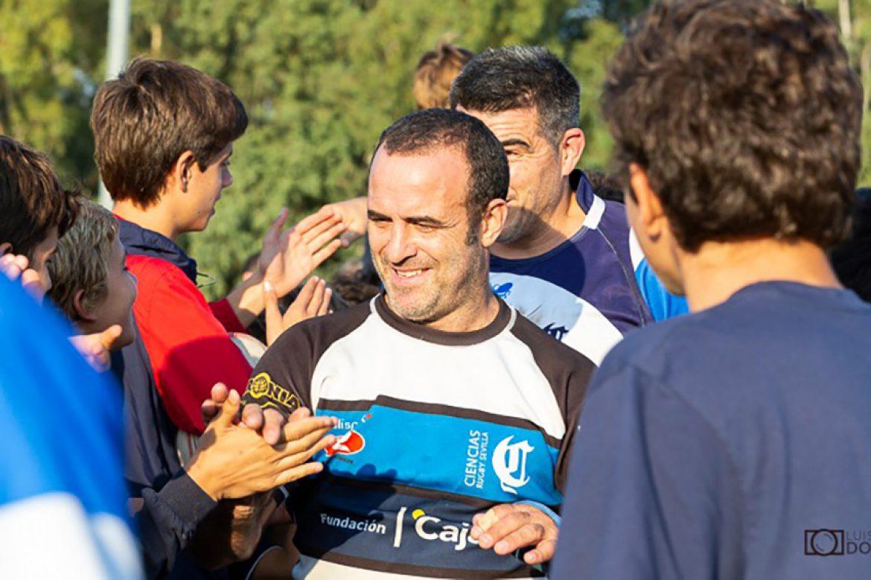 Teo Olivares nuevo director deportivo de las categorías inferiores del Ciencias Cajasol Olavide